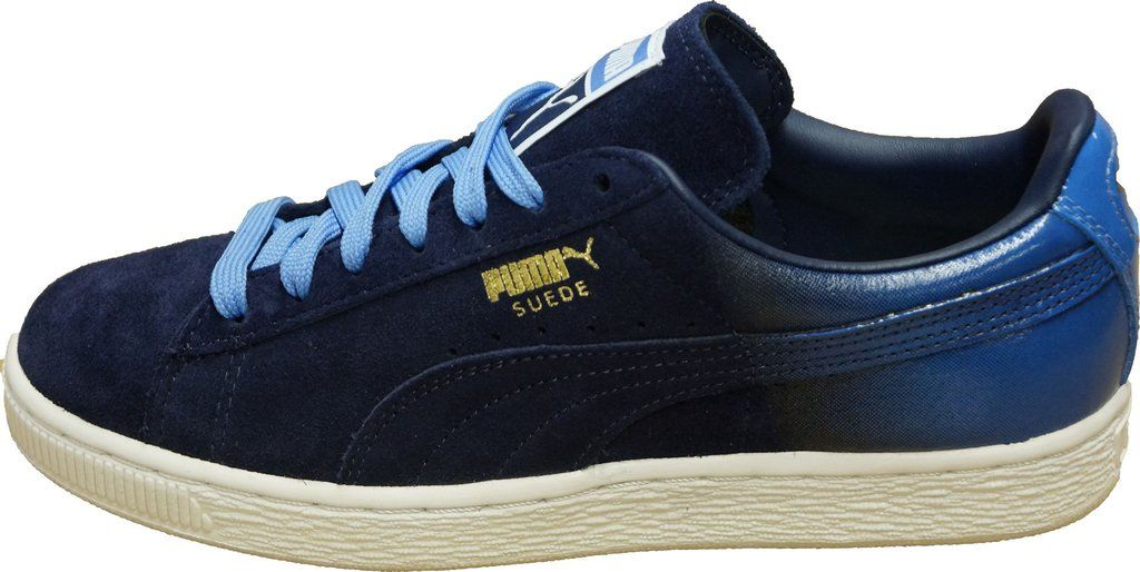 Puma Women's Suede Classic Blur Limited Marina Edition~peacoat 0rq04