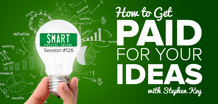 An idea alone doesn't make you money. It's the execution and action taken upon that idea. With that said, product developer and best-selling author Stephen Key, who has licensed over 30 different ideas, shows us how to work with other companies and get paid royalties and passive income for our IDEAS. For under $200, you can get started. Check it out...