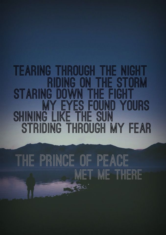 Lyric it is well with my soul lyrics hillsong : The Prince of Peace met me there Jesus, You're too good Hillsong ...