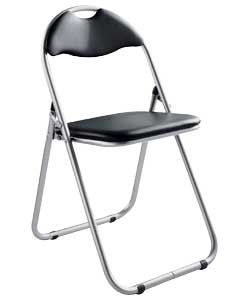 Groovy Home Padded Folding Office Chair Black Girls Room Ideas Lamtechconsult Wood Chair Design Ideas Lamtechconsultcom