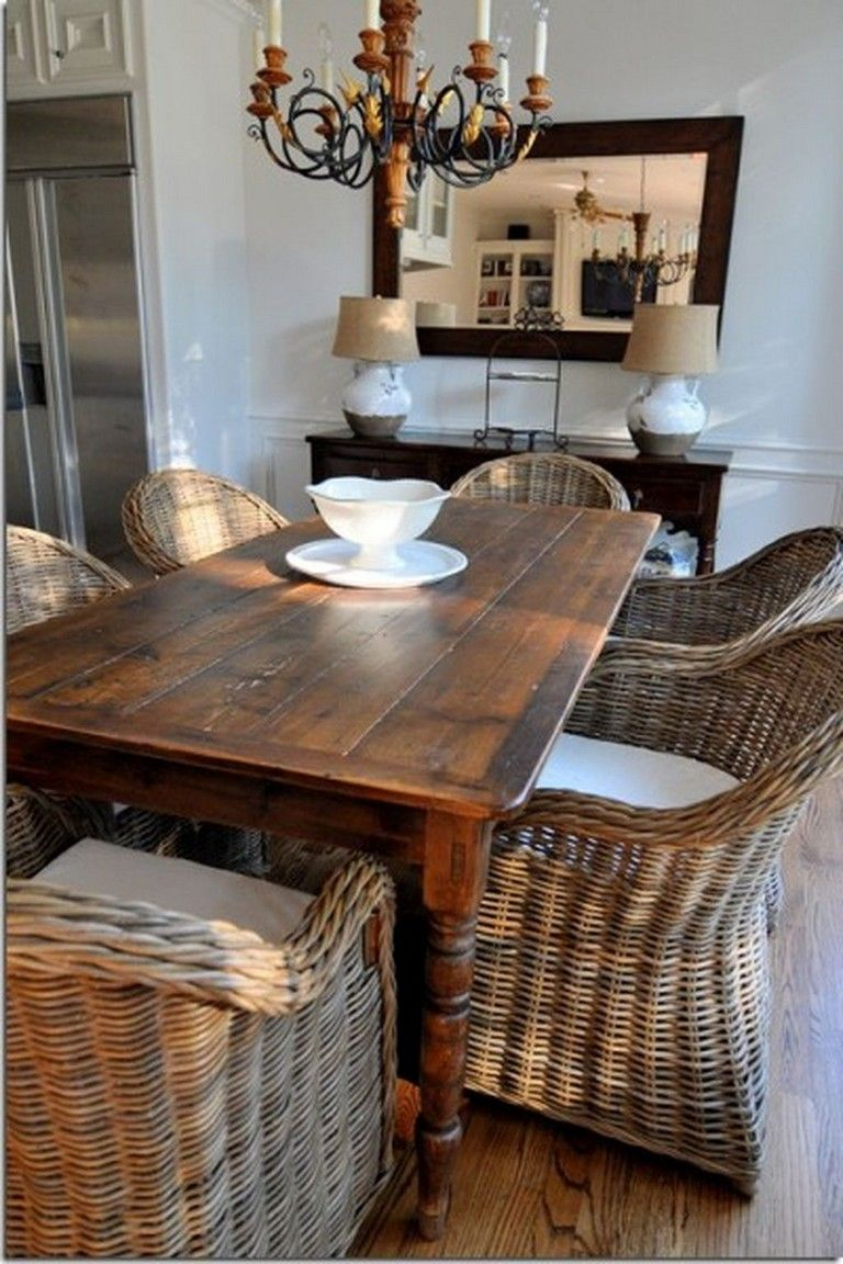 Awesome Dining Rooms From Hulsta: 55+ Awesome Farmhouse Dining Room Table And Decorating