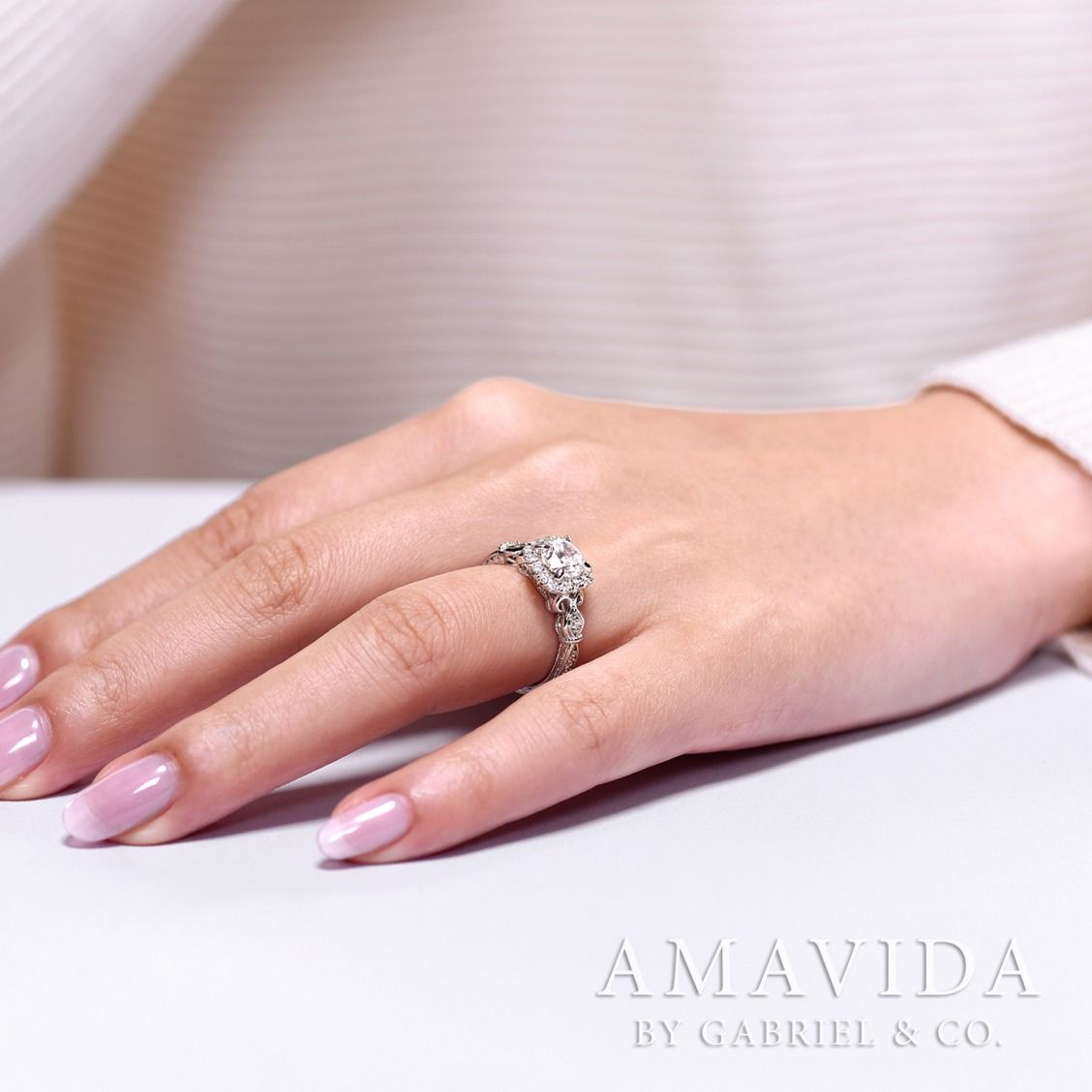 Gabriel NY - Preferred Fine Jewelry and Bridal Brand. Vintage 18k ...