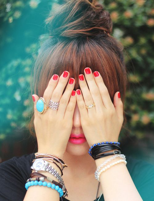 Pin By Wil Harris On Arm Party Pls Rsvp Beauty Hair Accessories Hair And Nails