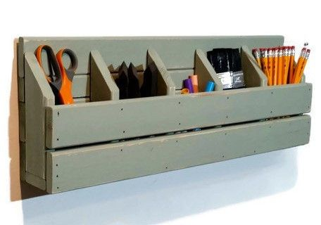 Renewed D 233 Cor S Desk Cubbies Are Inspired By Vintage