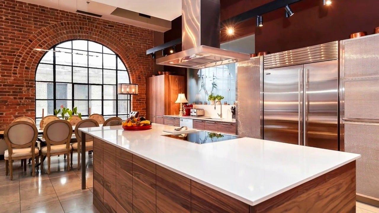 Best Modern Kitchen Design Ideas   Kitchen decor modern, Kitchen ...