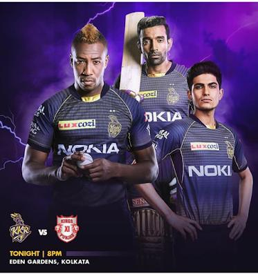 Ipl 2019 Kxip Vs Kkr Fantasy League Prediction Kolkata Knight Riders Fantasy League League