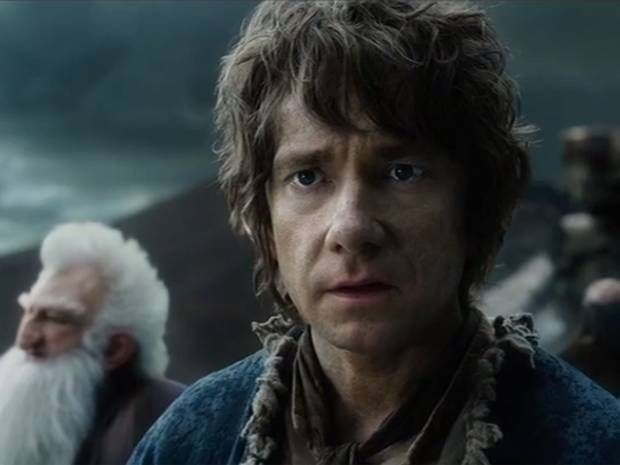 The Hobbit: The Battle of the Five Armies trailer unveiled.
