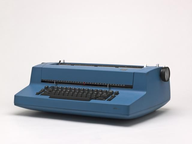 The 50 Most Influential Gadgets Of All Typewriter Computer Love Vintage Office