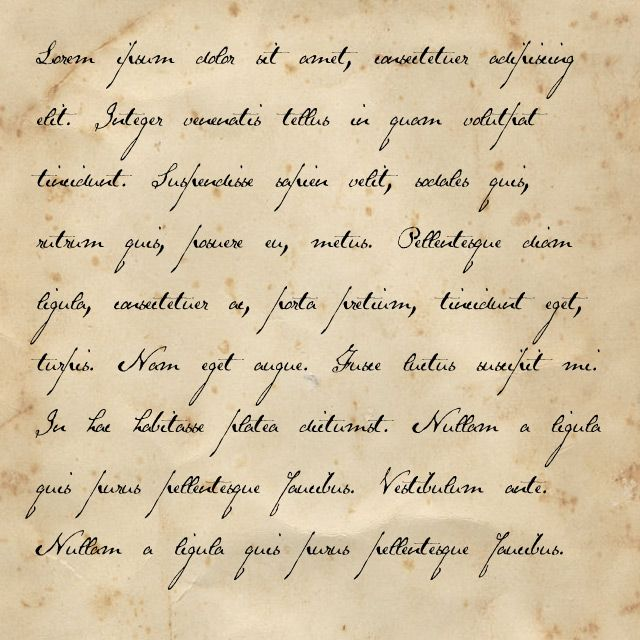 Victorian handwriting font handwritten fonts