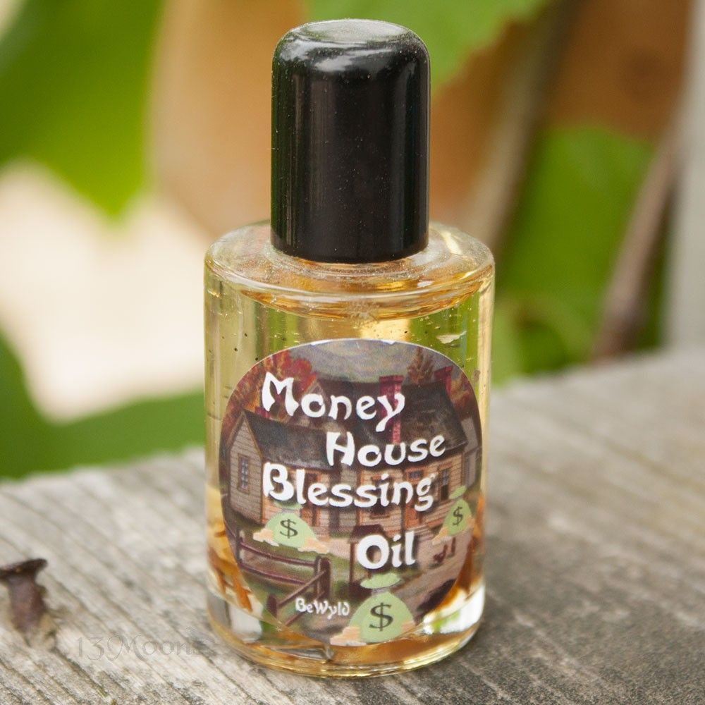 Money House Blessing Mojo Oil | Mojo Oils | House blessing