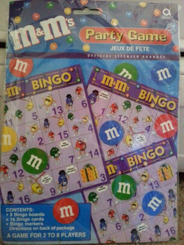 m m bingo my