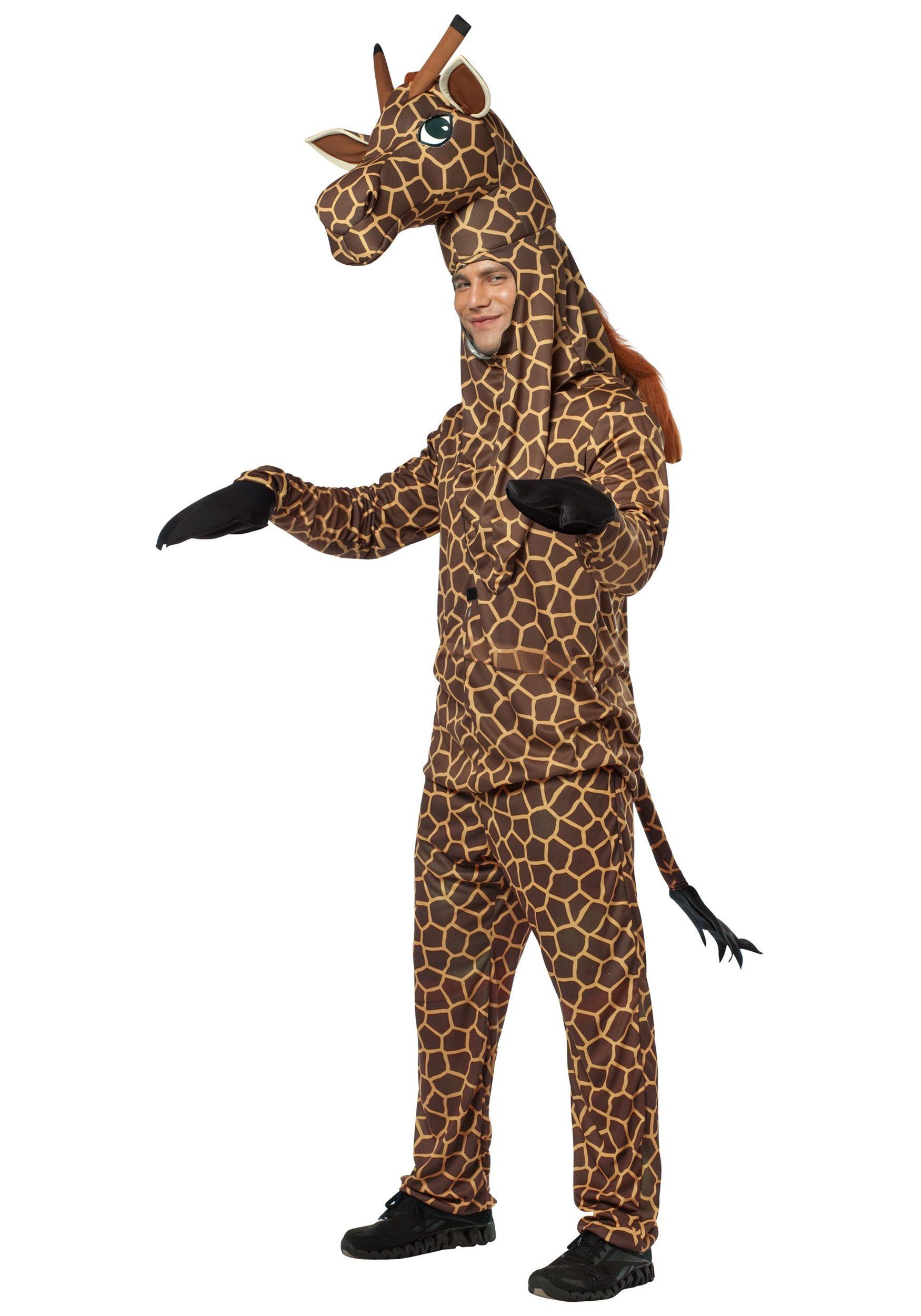 Adult Giraffe Costume | Giraffe costume