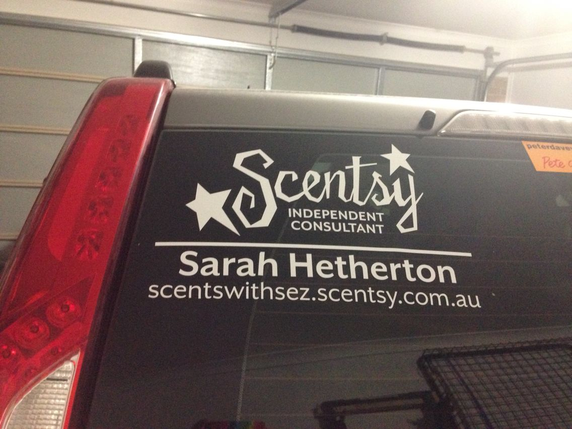 My Scentsy Car Sticker Scentsy Scentsy Business Car Stickers [ 852 x 1136 Pixel ]