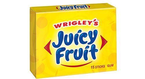 Juicy Fruit Gum - Original