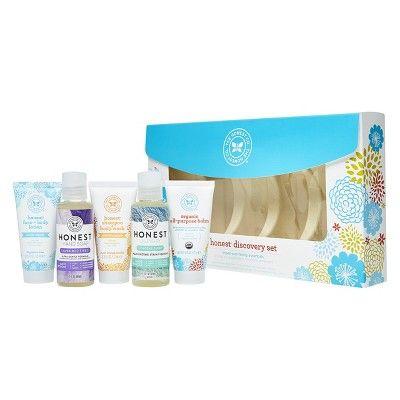 Honest Company Discovery Gift Set Bath Body Gifts Body Shampoo
