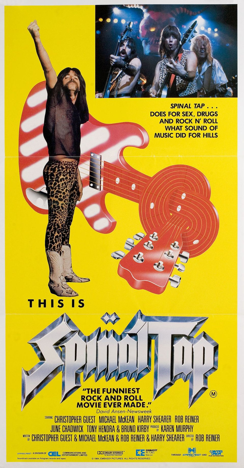 Image result for this is spinal tap sound of music does for hills