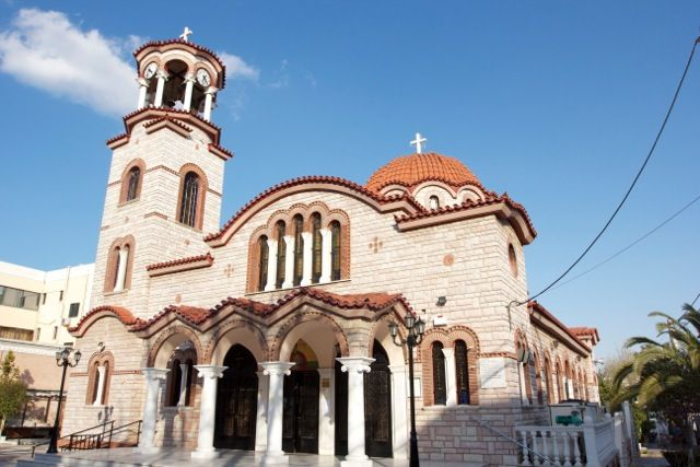 agios fanourios church larnaca - Google Search