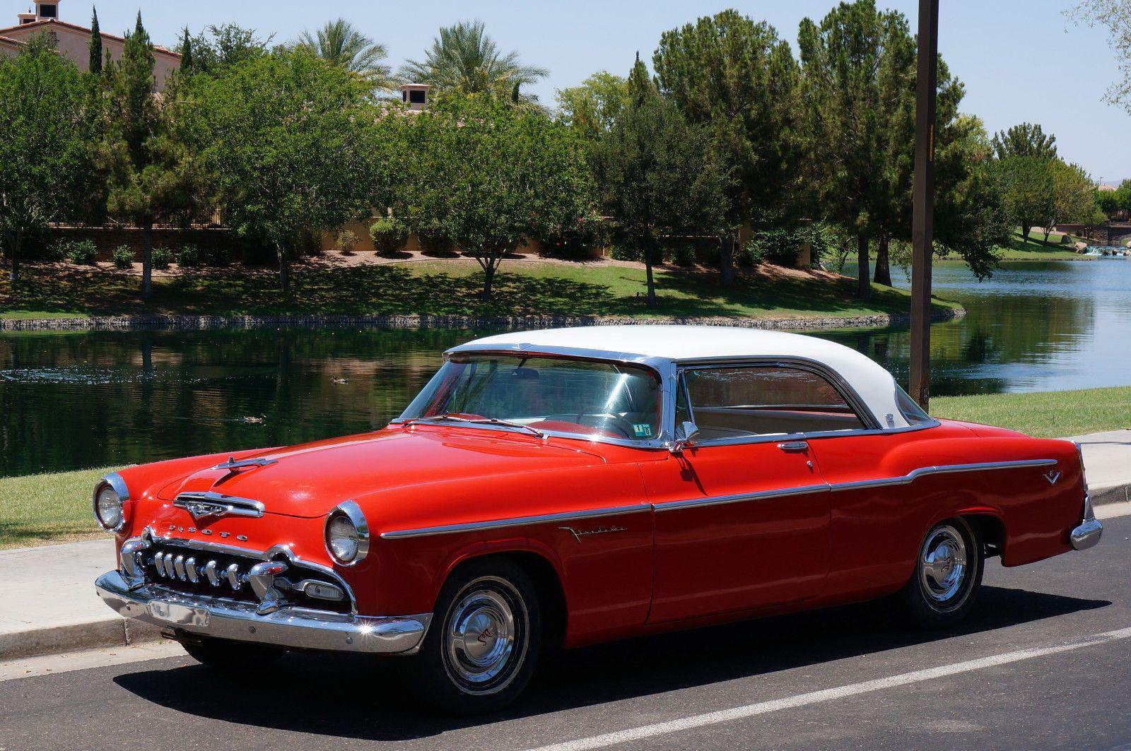 1955 DeSoto Firedome   Motor car and Cars