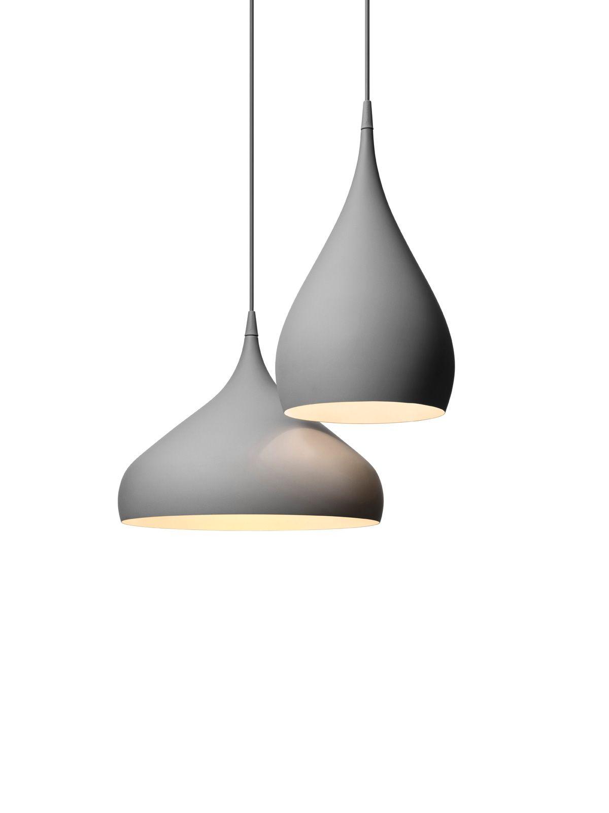 Inspirational SPINNING BH lampe leuchte skandinavisch design