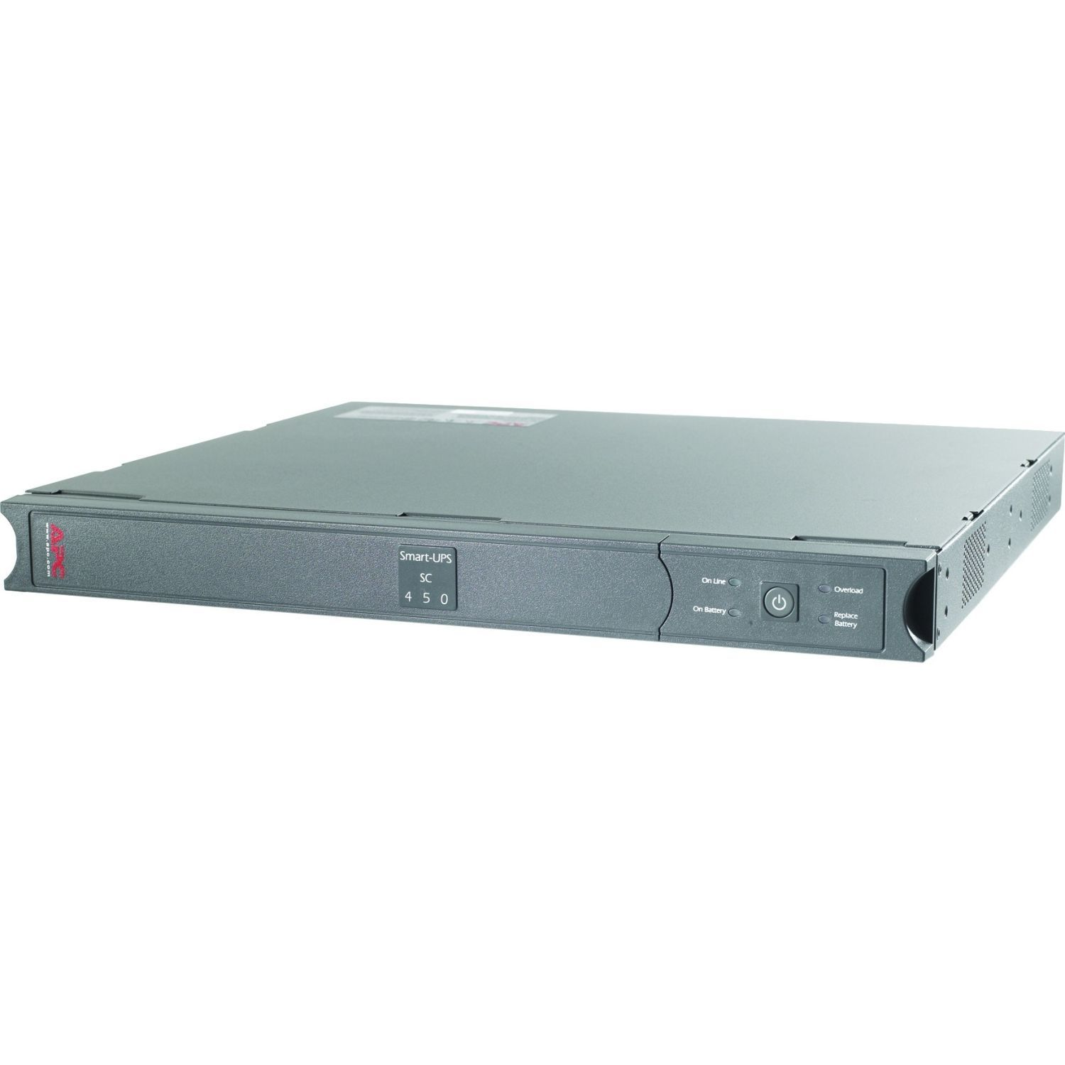 American Battery APC Smart-UPS SC 450 w/Network Management Card