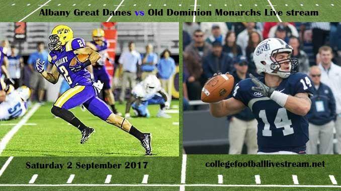 Albany Great Danes Vs Old Dominion Monarchs Live Stream Old