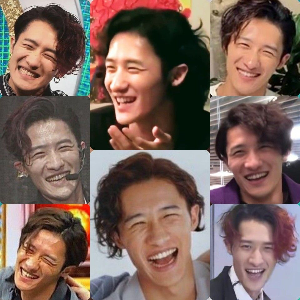 笑顔 岩本 照