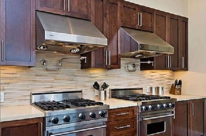 Different Types Of Kitchen Stoves Kitchen Design Decor Kitchen White Kitchen Decor