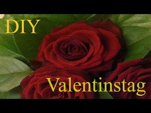 Valentinstag Blumenstrauß Selber Machen Geschenktipps. ValentinstagKleine  AufmerksamkeitBesser ...