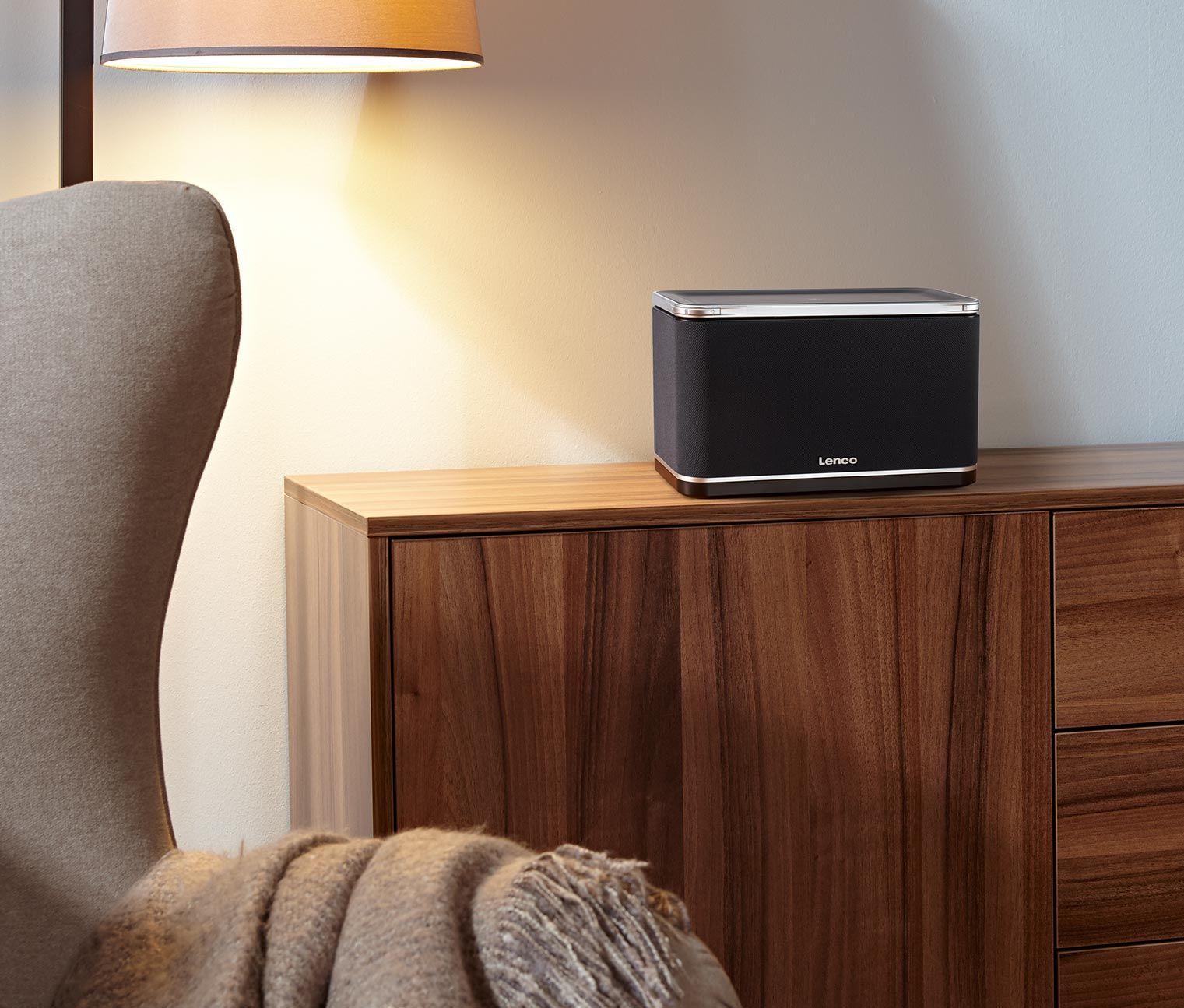 Multiroom-Wireless-Hi-Fi-System LENCO Playlink-6 online bestellen bei Tchibo 326859