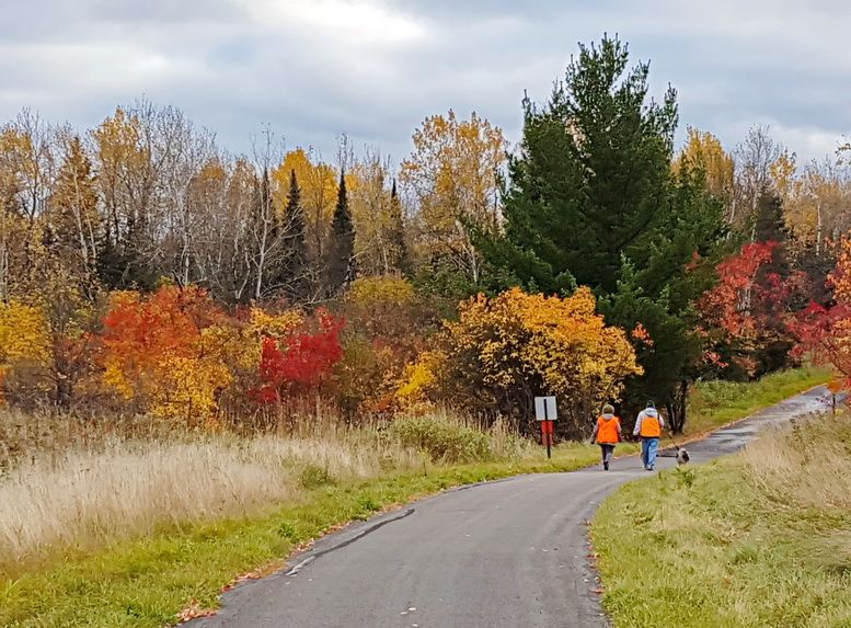 Cycling In Minnesota The Mesabi Trail With Images Bike Trips