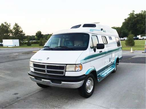 Check Out This 1996 Pleasure Way Excel Listing In Henderson Nc