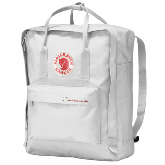 50fccb7af Fjall Raven Save the Arctic Fox Kanken White 16 L - My Hunting Shop ...