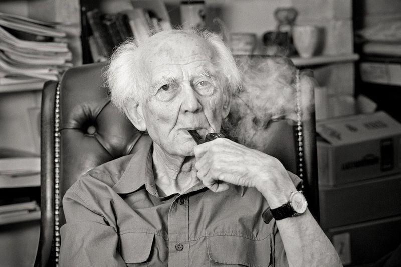 sociólogo polonês Zygmunt Bauman