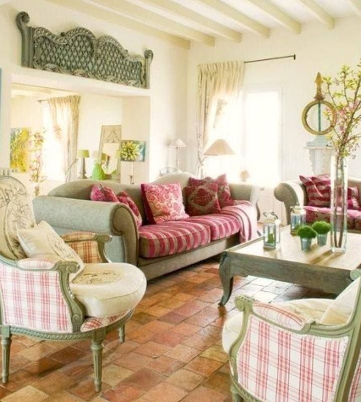 French Country Cottage Living Room: Pin By Kendra Day Crockett On Random Pins 2