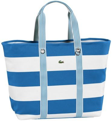 Lacoste bag. What a cute summer bag! | Lacoste | Pinterest ...