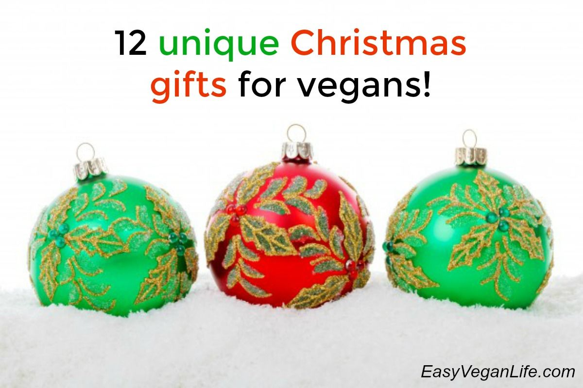 Don T Let Your Gift End Up In The Trash Get Inspiration And Ideas For Vegan Christmas Presents For Men Wome Vegan Christmas Vegan Christmas Gifts Vegan Gifts