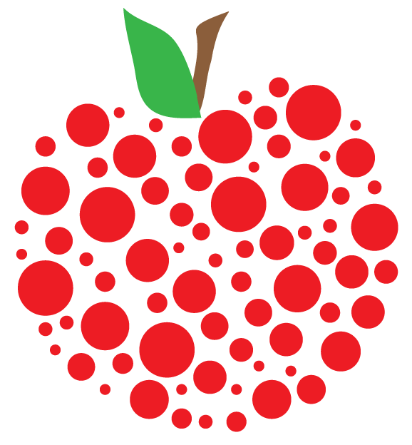 Teacher apple | Free Apple Clipart and printables for art projects ...