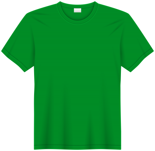 Green T Shirt Png Clip Art T Shirt Png Green Tshirt Clip Art