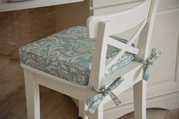 Chair Pad for Kitchen, Sunbrella Outdoor Chair Pads, Dining ...