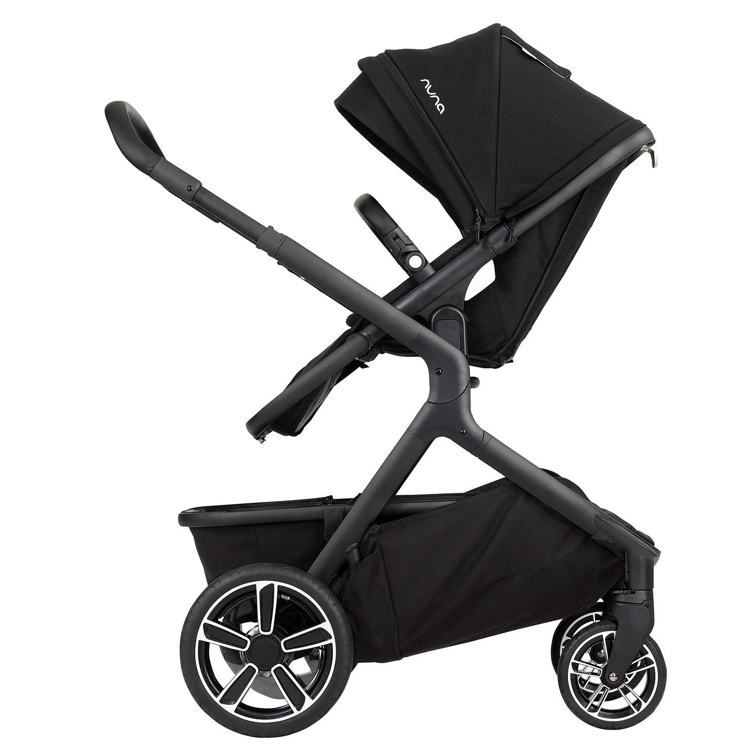 Be ready for tomorrow with Nuna Demi Grow Stroller. You