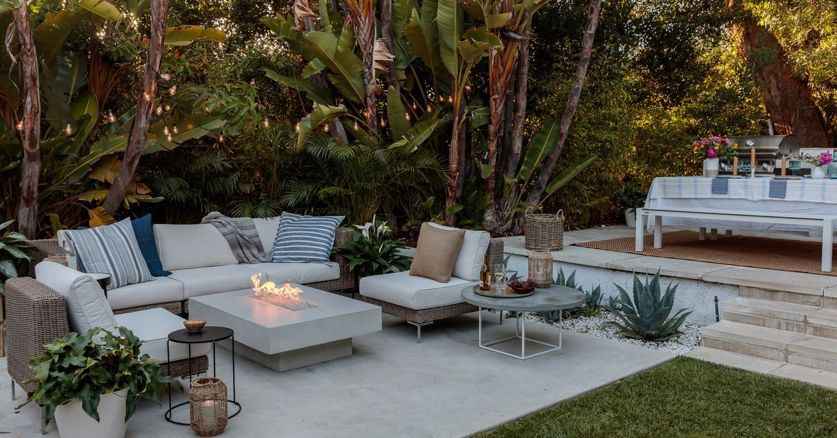 New outdoor furniture startup wants to turn your backyard ...