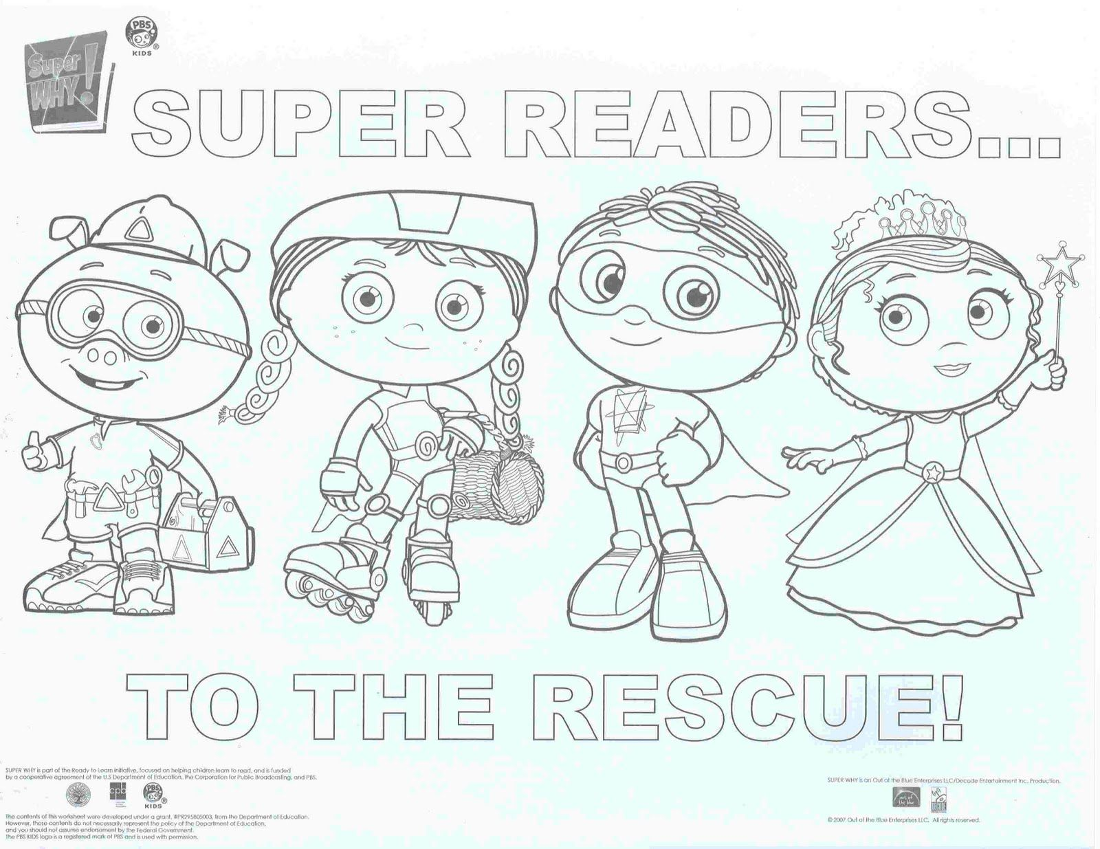 Adult Beauty Super Y Coloring Pages Images top 1000 images about super why on pinterest coloring book pages and for kids images