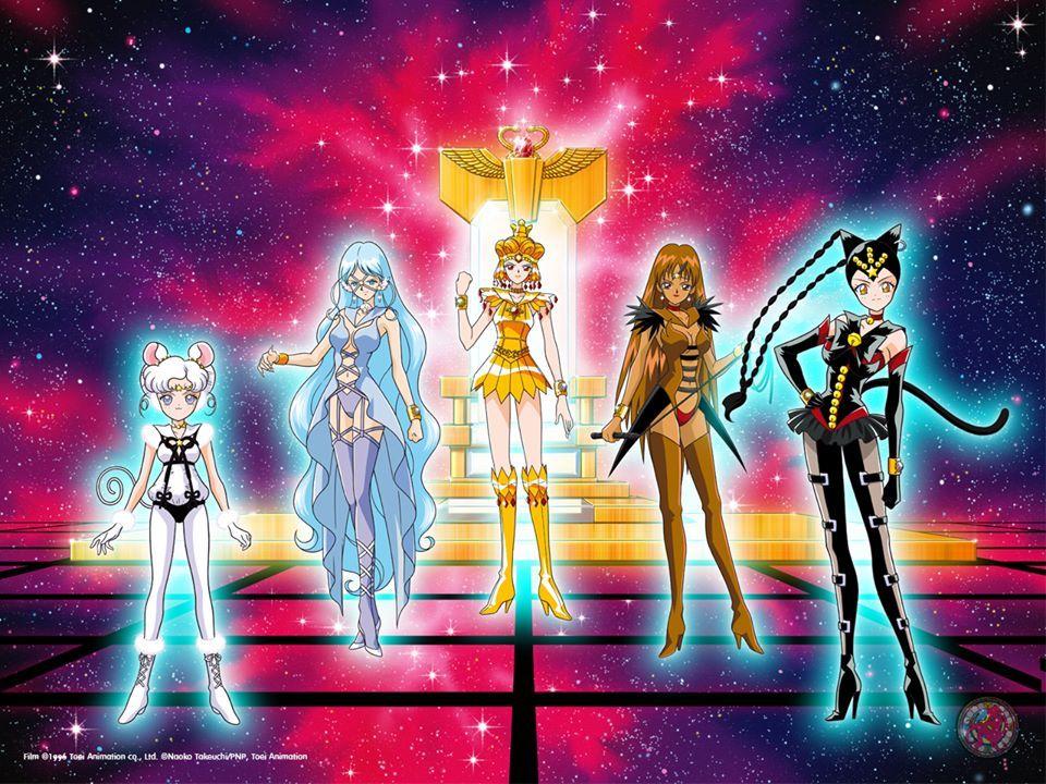 Sailor Moon Sailor Galaxia – HD Wallpapers
