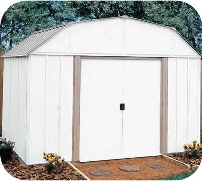 Lexington 10x14 Arrow Storage Shed 859 Free Delivery Floor Kit Included Shed Landscaping Outdoor Storage Sheds Metal Storage Sheds