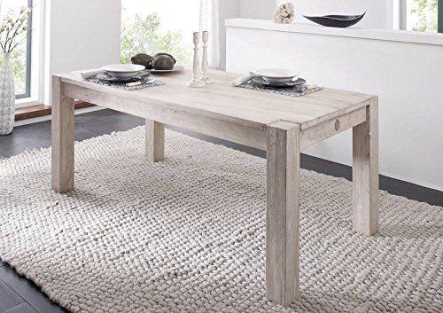 Tavolo Stones ~ Massiccio acacia legno mobili tavolo da pranzo 220x100 mobili in