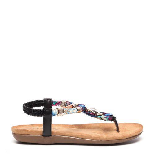 Verwonderlijk Sandalen met kralen | Schoenen sandalen, Kralen SL-84