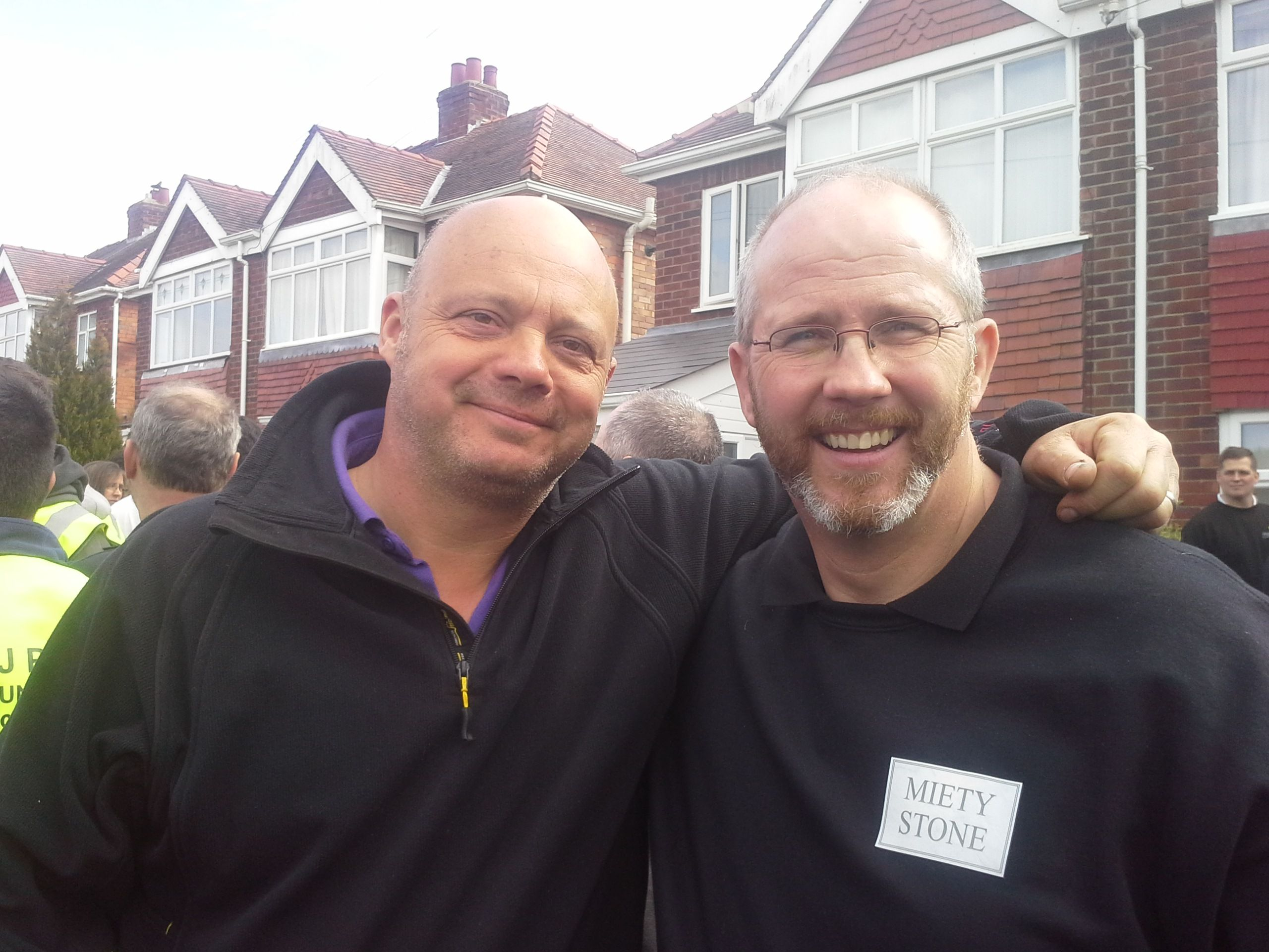 Back on the 29th March an episode of DIY SOS aired. The