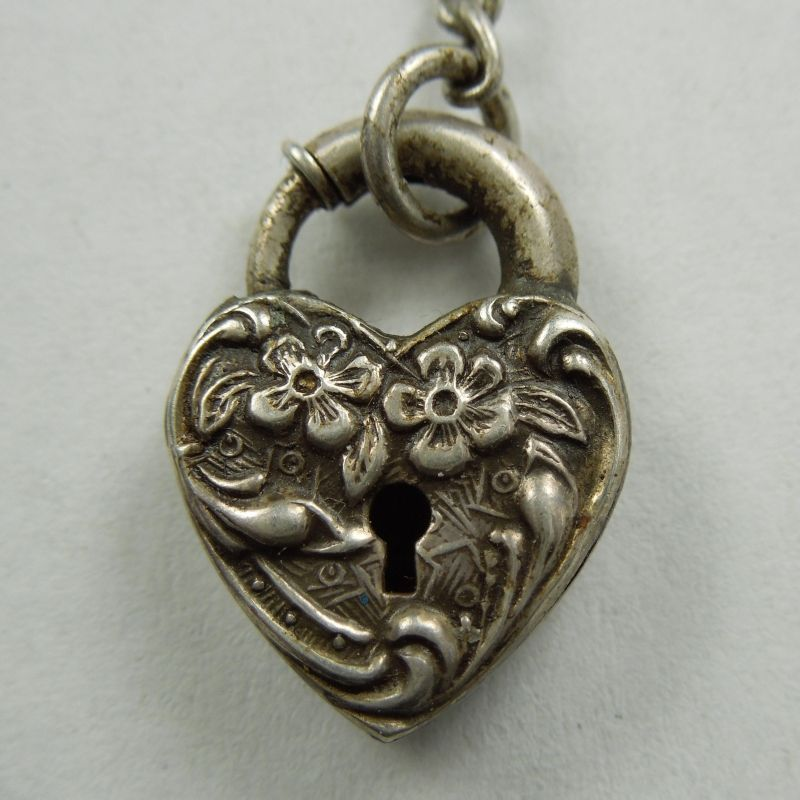 Puffed Sterling Silver Heart Walter Lampl Sterling