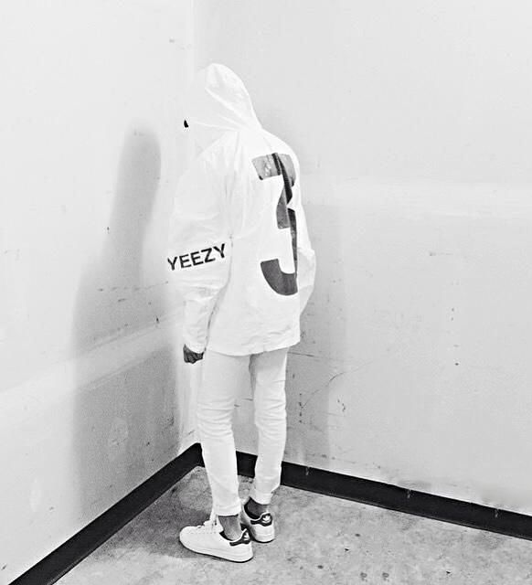 adidas x yeezy clothing