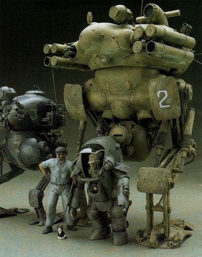 Artist: Maschinen Krieger (Ma.K)